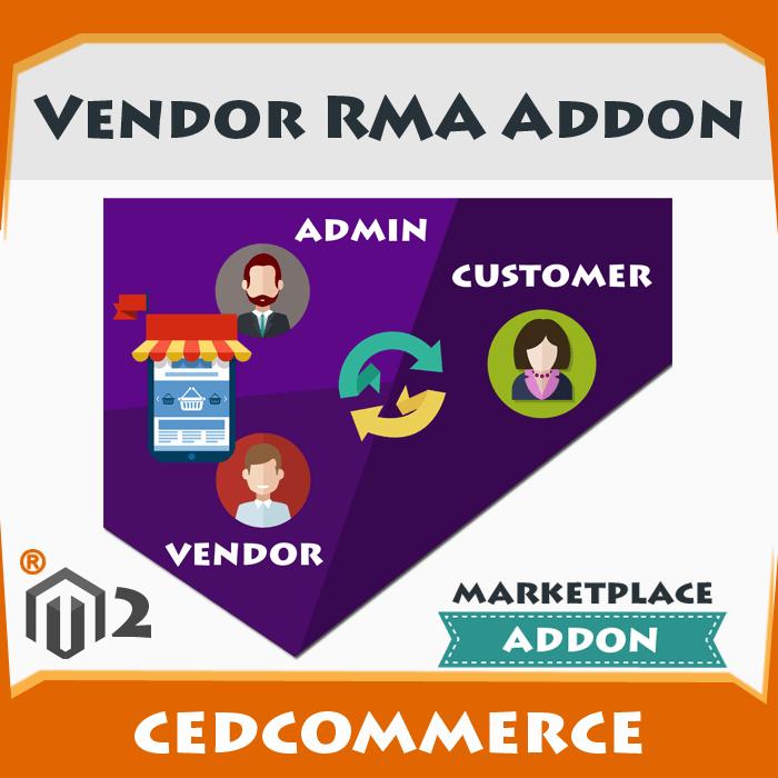 Vendor RMA Addon [M2]