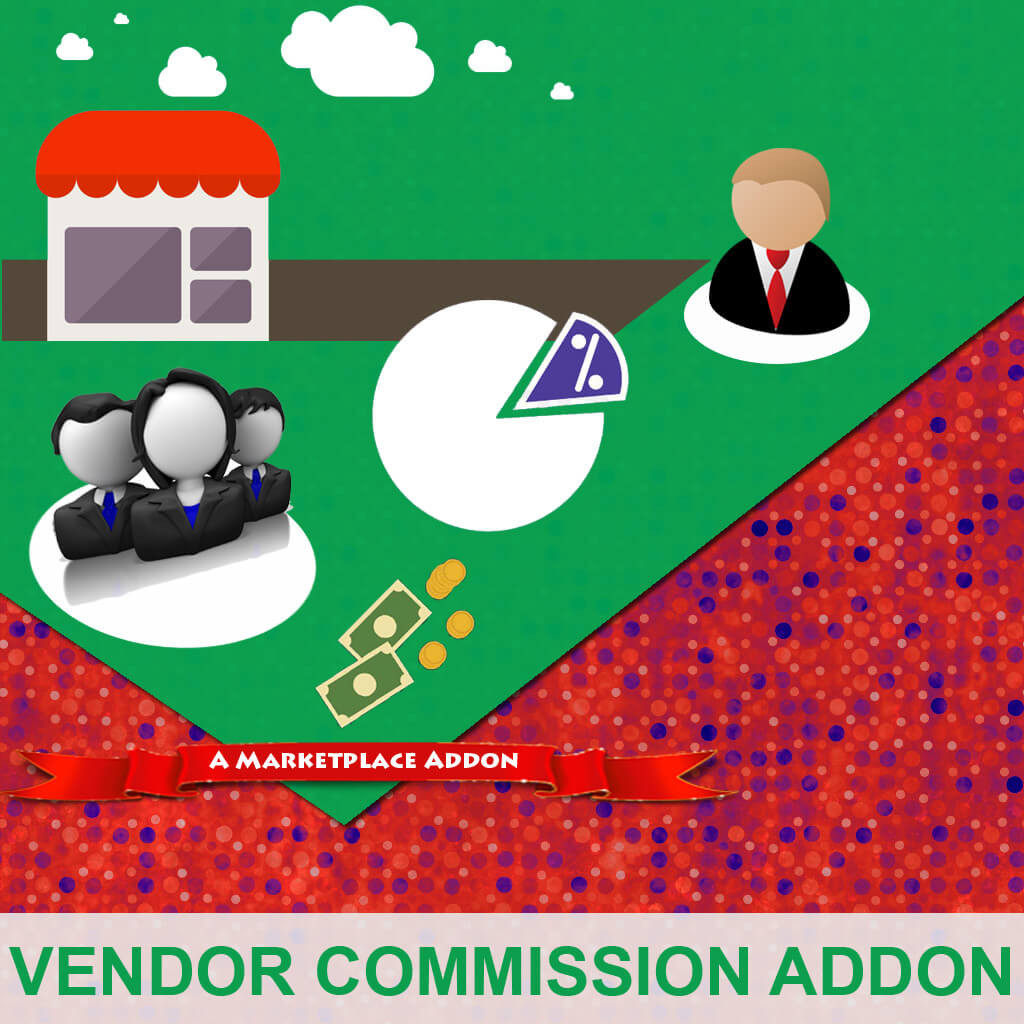 Vendor Commission Addon Logo