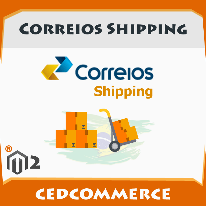 Correios Shipping [M2]