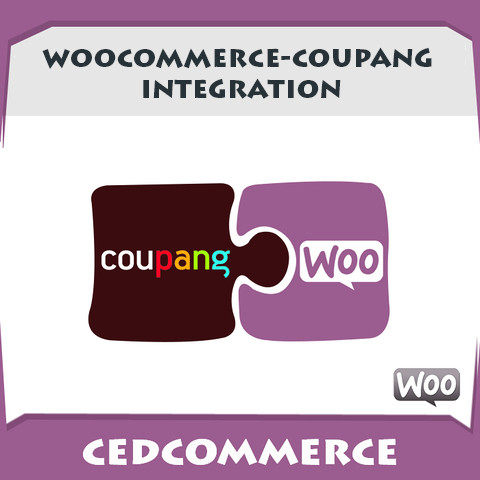 Woocommerce Coupang Integration