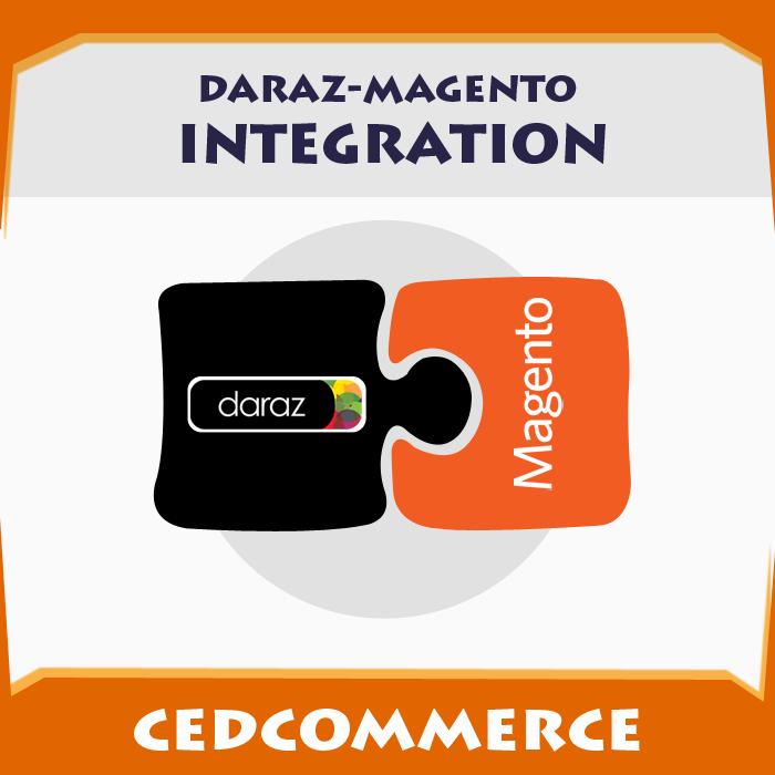 Daraz Magento Integration