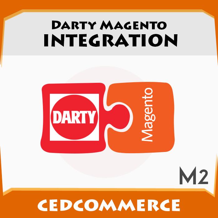Darty Magento 2 Integration