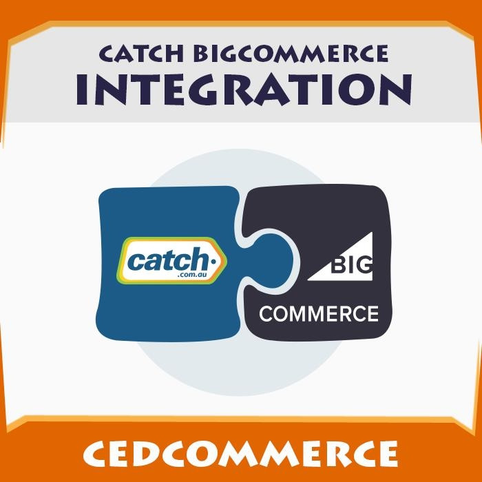Catch Bigcommerce Integration