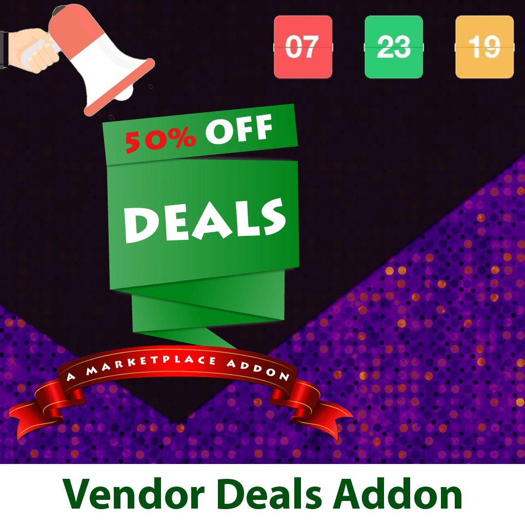 Vendor Deals addon