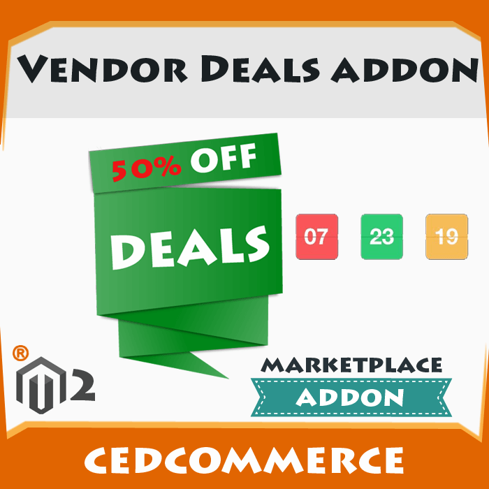 Vendor Deals Addon [M2]