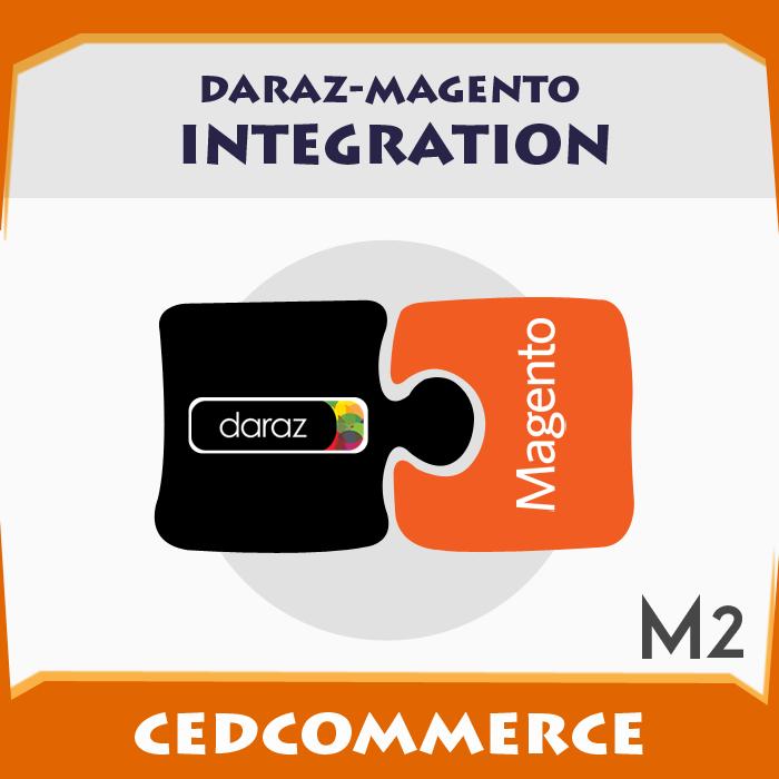 Daraz Magento 2 Integration