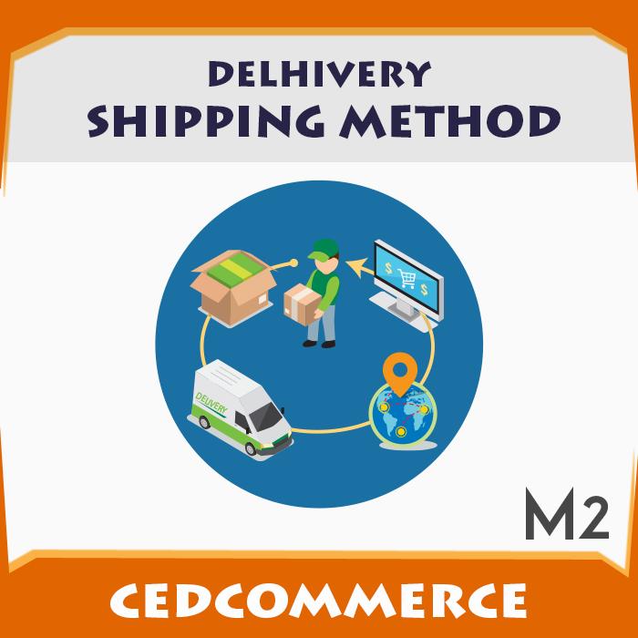 Delhivery Shipping Method [M2]
