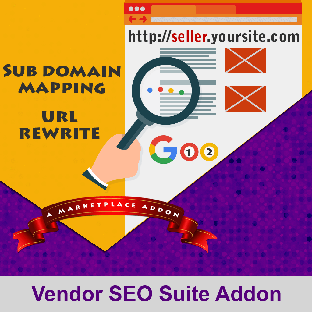 Vendor SEO Suite Addon