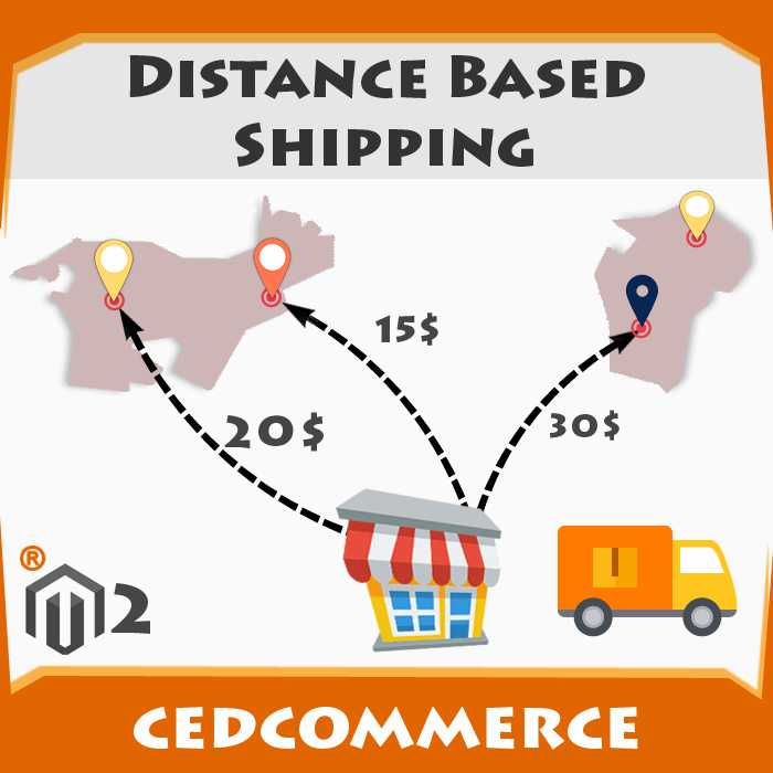 Distance Based Shipping [M2]