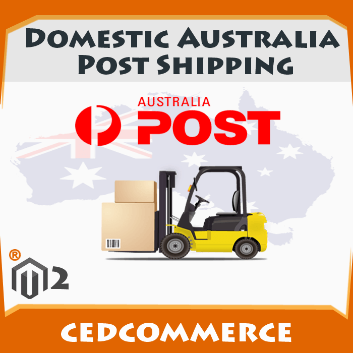 Domestic Australia Post Shipping [M2]