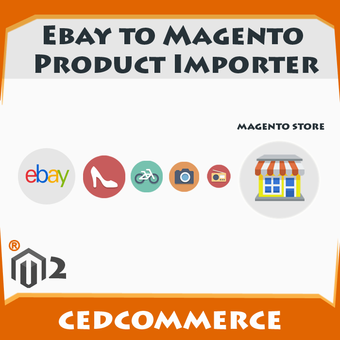 Ebay to Magento 2 Product Importer [M2]