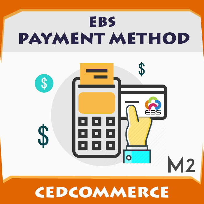 EBS Payment Method Magento 2