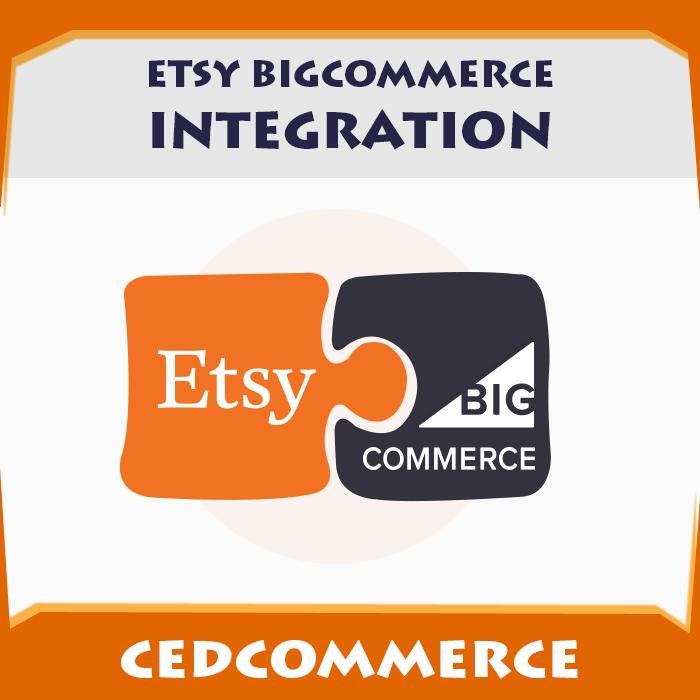 Etsy-BigCommerce Integration