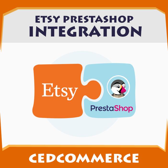 Etsy-Prestashop Integration