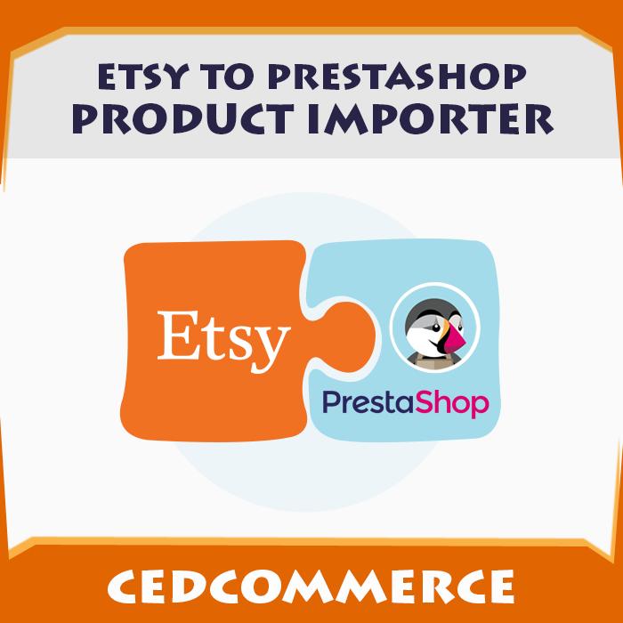 Etsy Prestashop Product Importer