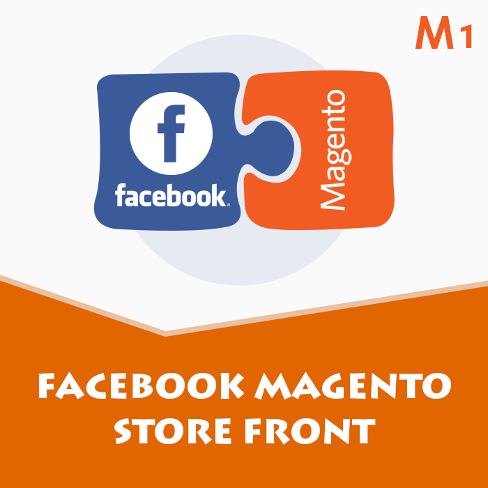 Facebook Magento Store Front