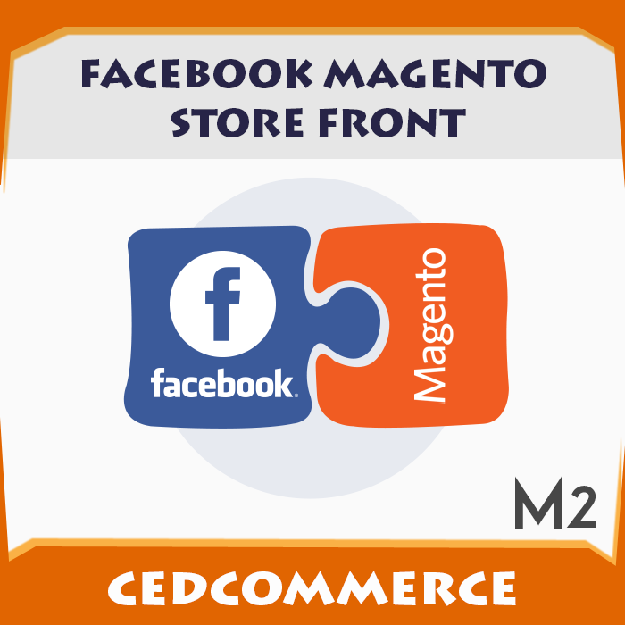 Facebook Magento 2 Store Front
