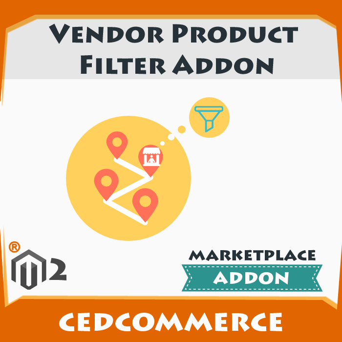 Vendor Product Filter Addon [M2]