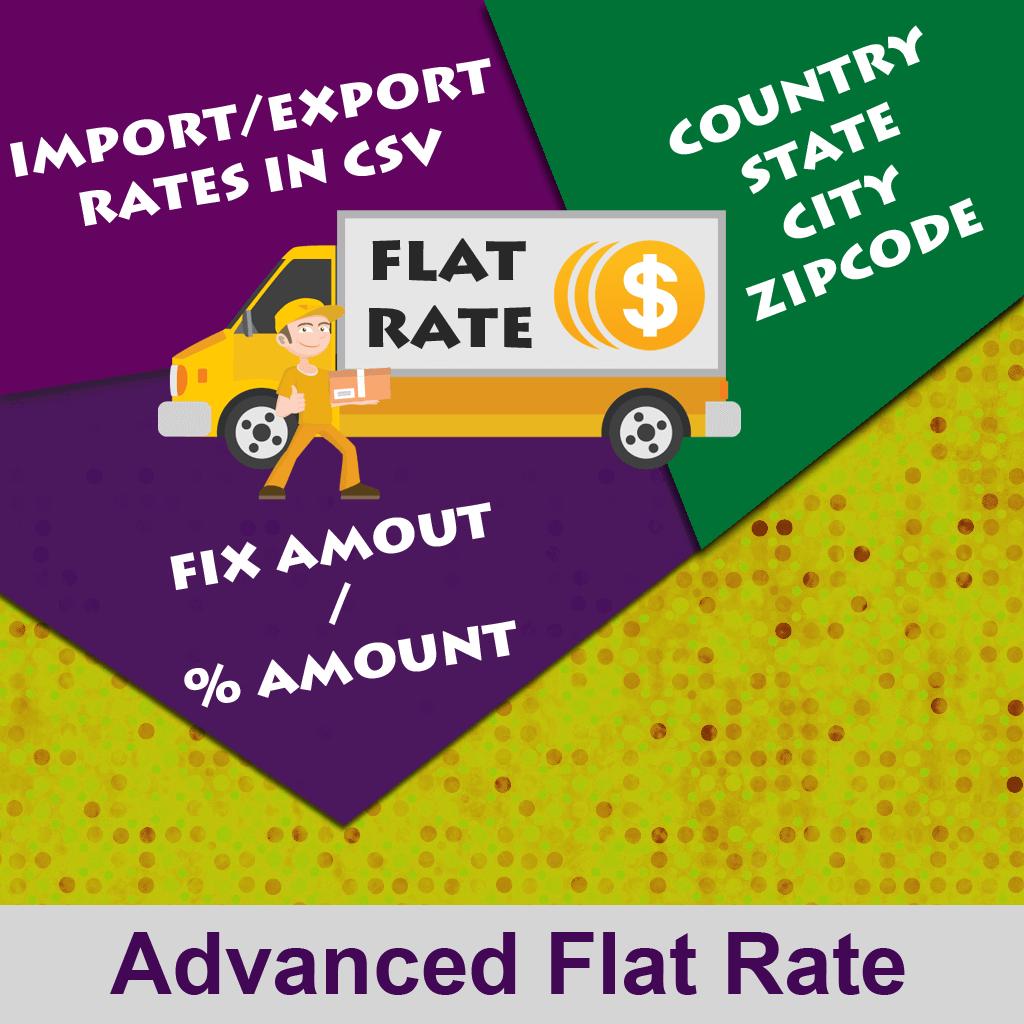 Advanced Flat Rate