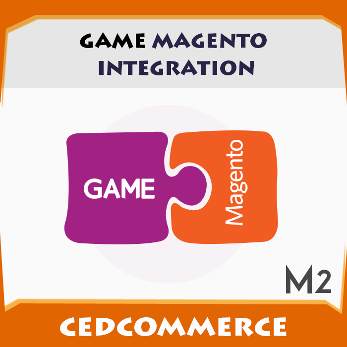 Game Magento 2 Integration