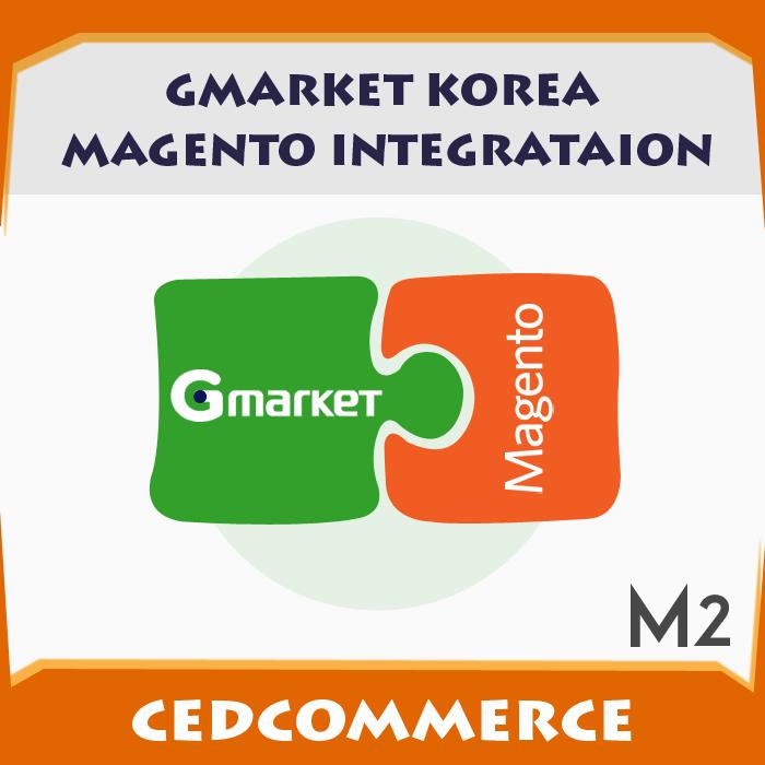 GMarketKorea- Magento 2 Integration