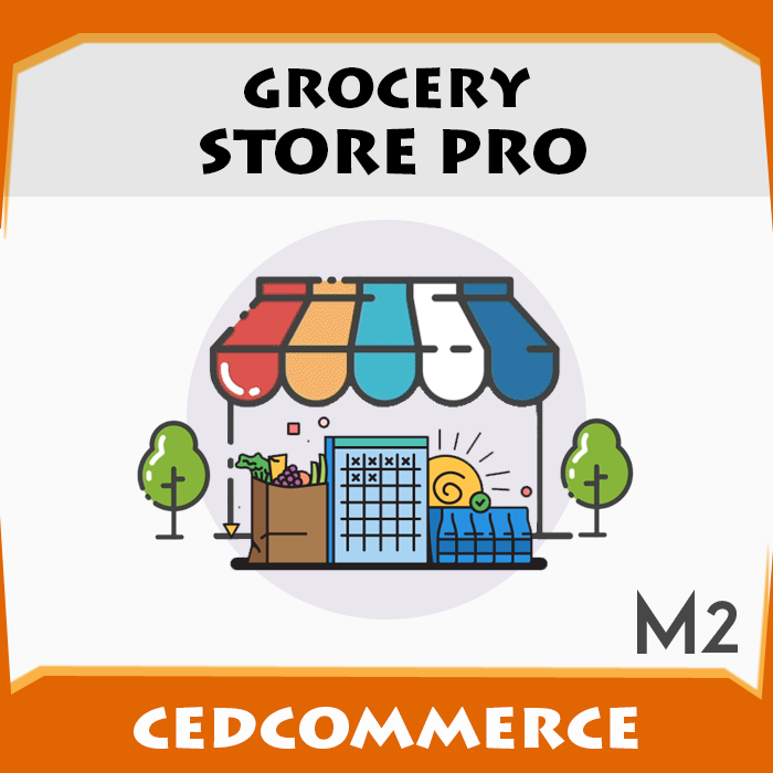 Grocery Store Pro [M2]
