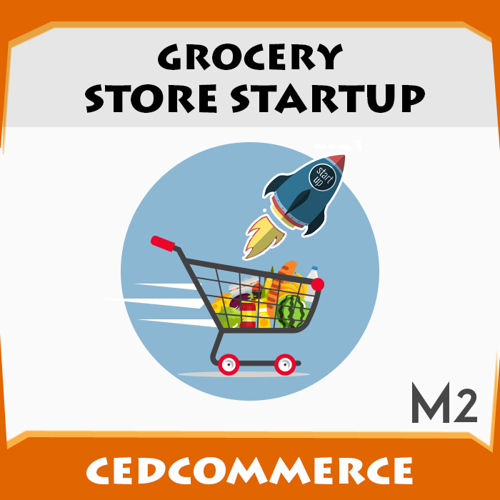 Grocery Store Startup Package [M2]
