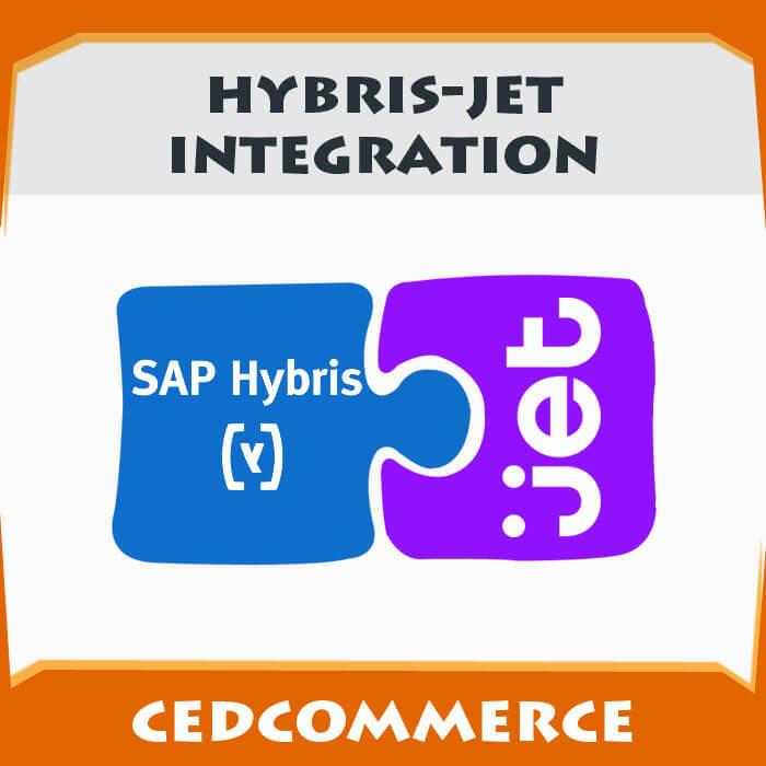 Jet Hybris Integration