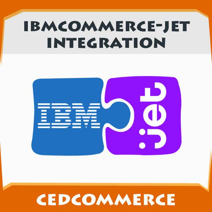 Jet IBM Commerce Integration