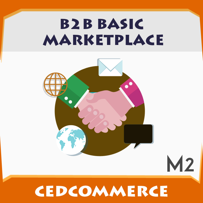 B2B Basic Marketplace Package [M2]