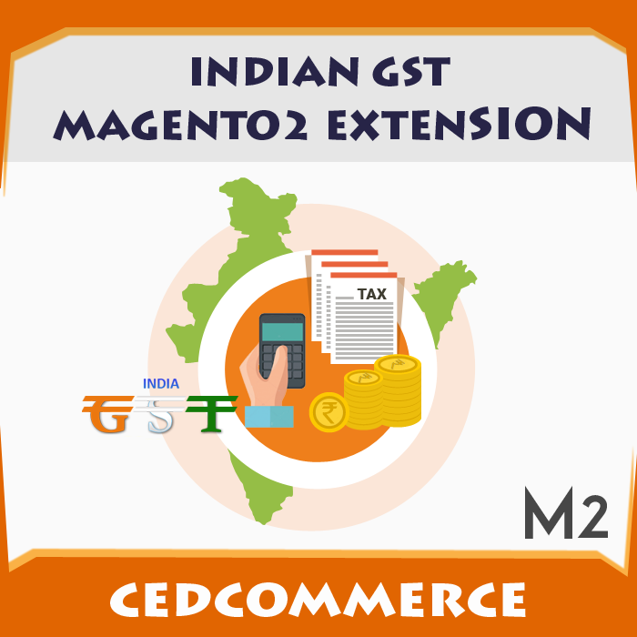 Indian GST Magento 2 Extension [M2]