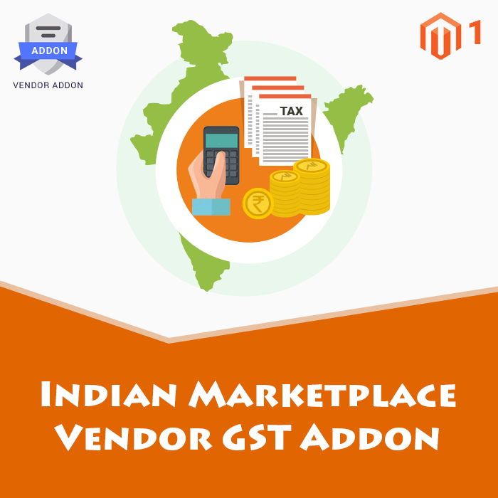 Indian Marketplace Vendor GST Addon