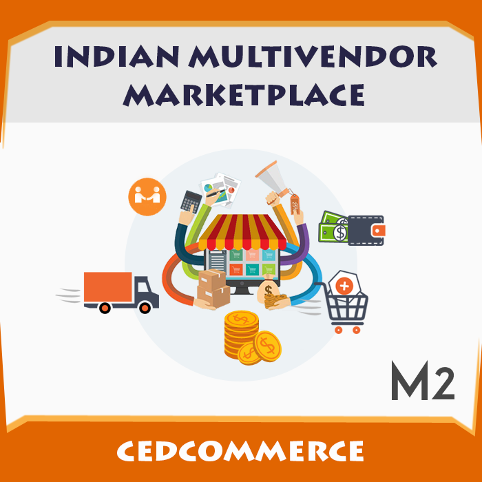 Magento 2 Indian Multi vendor Marketplace Extension- CedCommerce