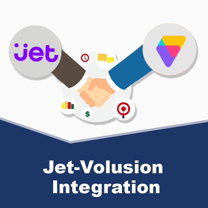Jet Volusion Integration