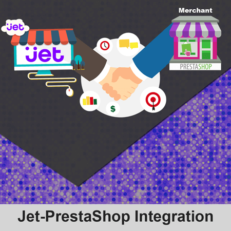 Jet-PrestaShop Integration