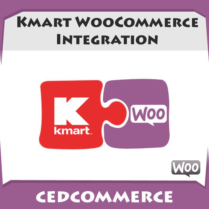 Kmart Woocommerce Integration