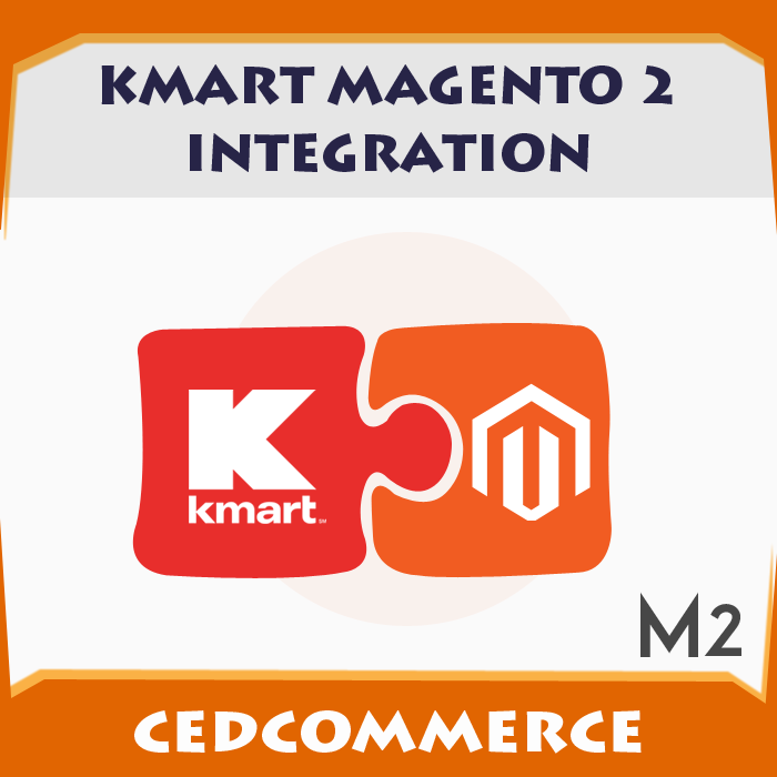 Kmart Magento 2 Integration