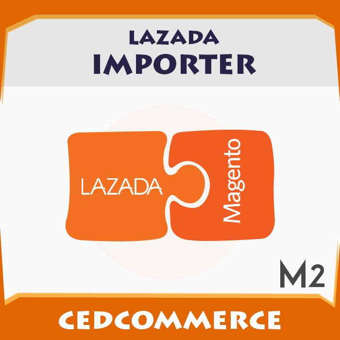 Lazada Magento 2 Product Importer