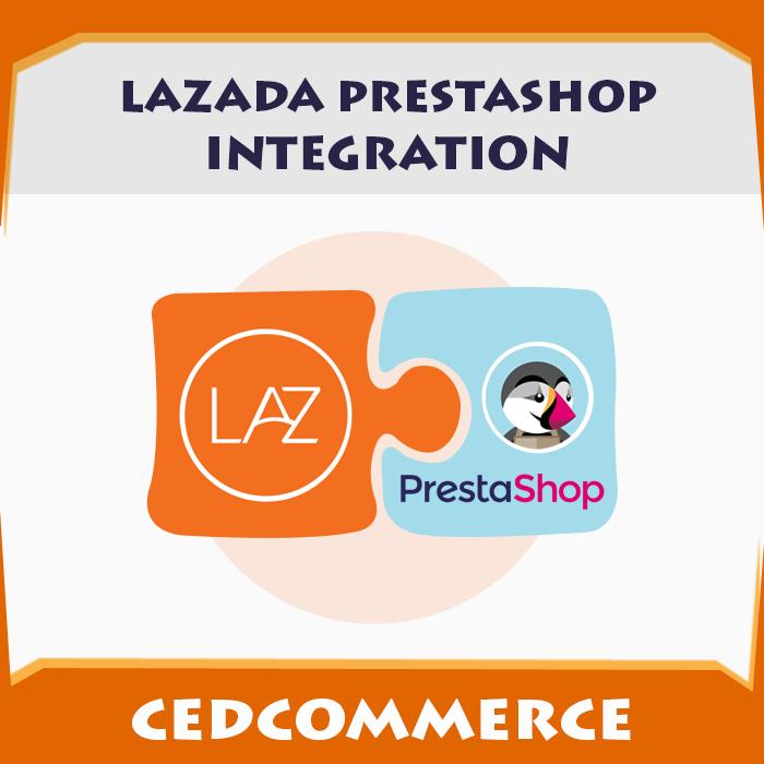 Lazada Prestashop Integration