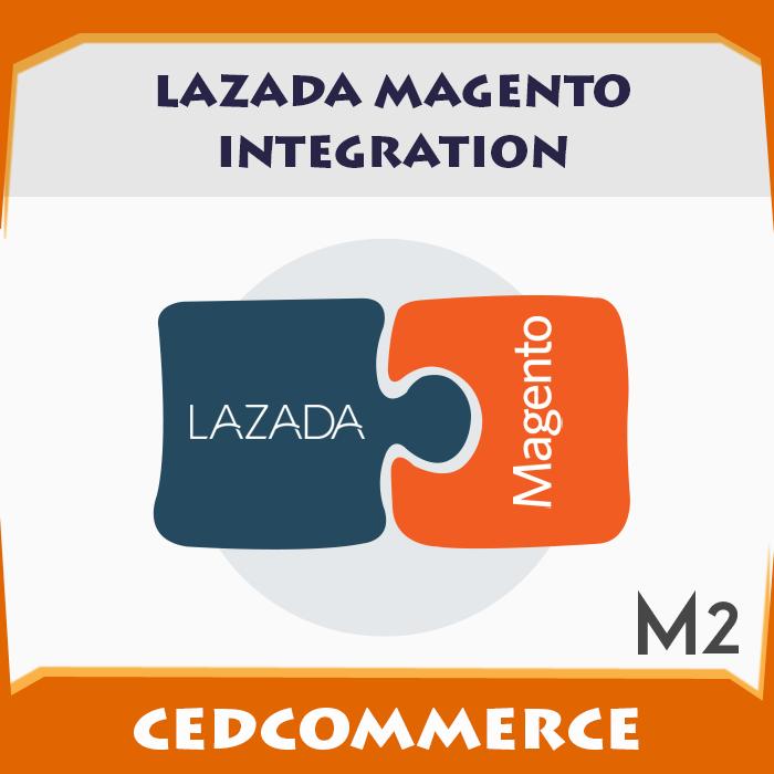 Lazada Magento 2 Integration