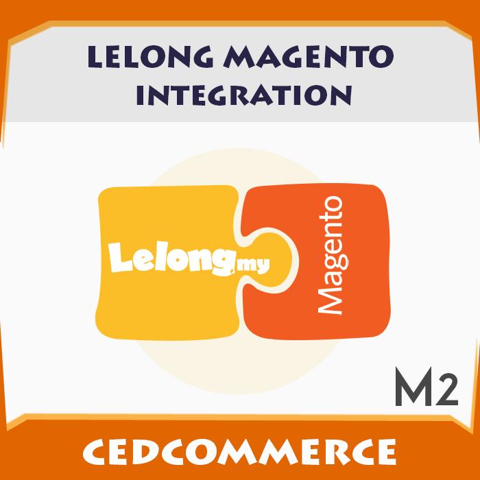 Lelong Magento 2 Integration