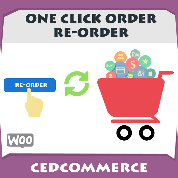 One Click Order Re-Order