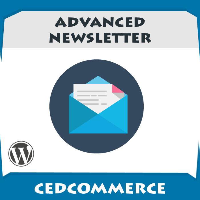 WP Advanced Newsletter