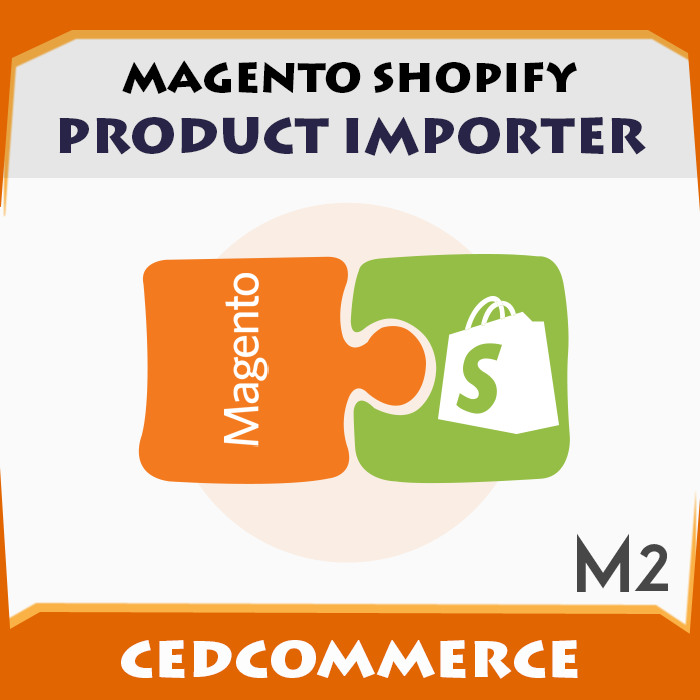 Magento 2 To Shopify Product Importer