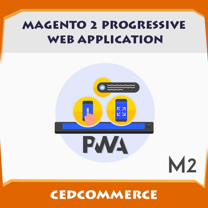 Magento 2 PWA - Progressive Web Application for Magento 2