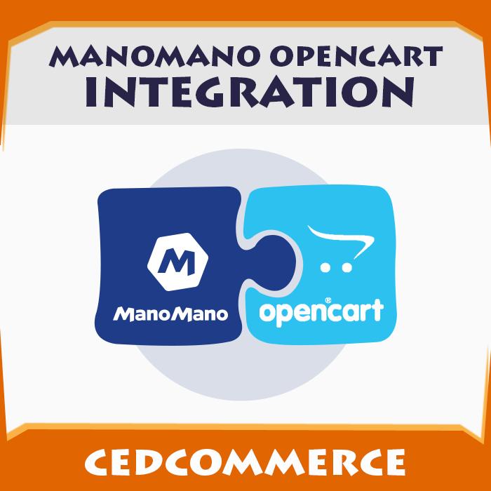 ManoMano Opencart Integration