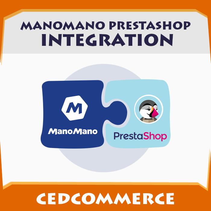 ManoMano Prestashop Integration