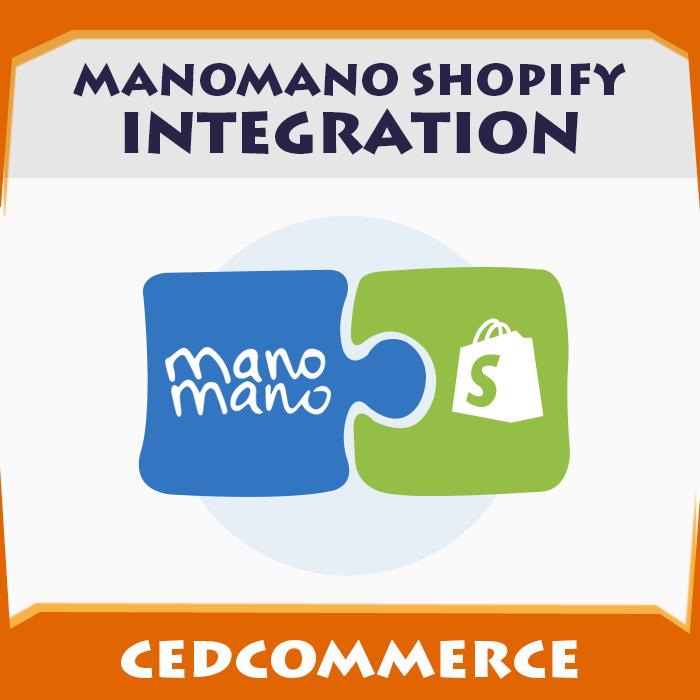 Manomano Shopify Integration