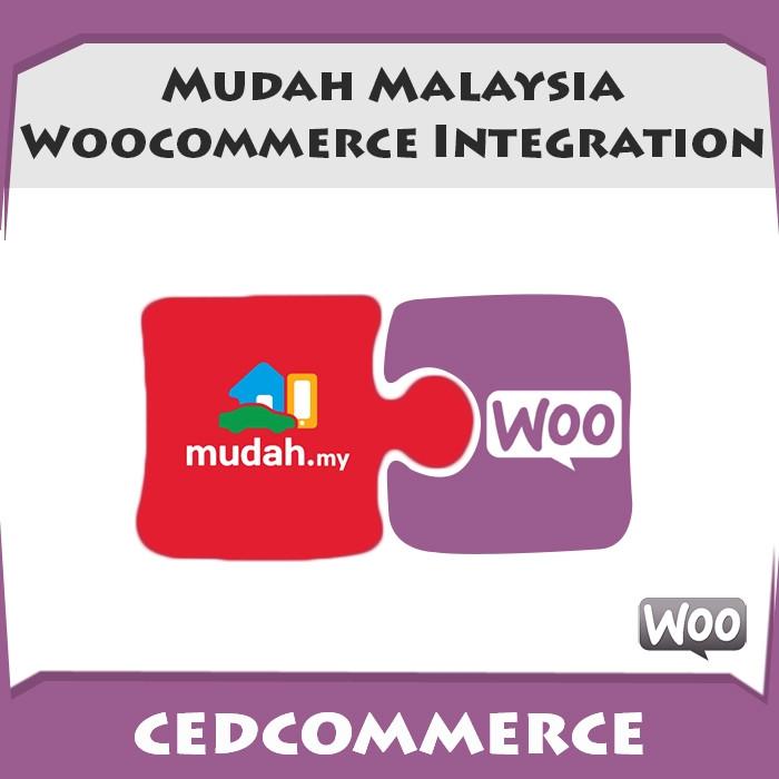 Mudah Malaysia WooCommerce Integration