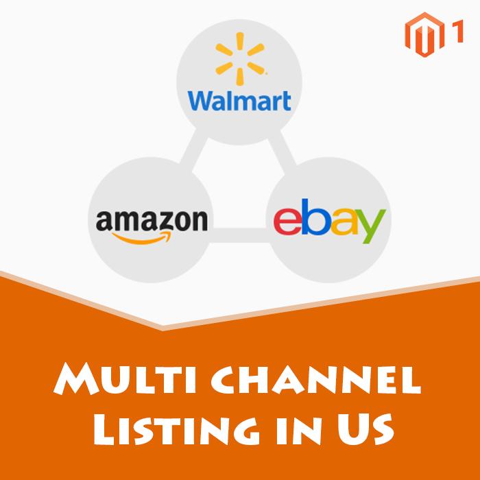 MultiChannel Listing Integration - US Marketplaces [M1]
